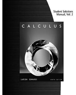 Calculus Ron Larson Bruce H Edwards 9780547167022 Amazon Com Books