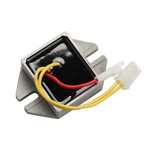 Savior 393374 Voltage Regulator for Briggs and Stratton 393374 394890 691185 797375 845907 799147 435195 Lawn Mower 192400 196400 226400 28M700 280700 351700 for 20 hp Engines