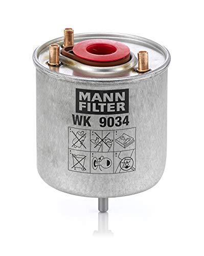 Mann Filter WK 9034 Z Original, Set de Filtro de Combustible Juego de Juntas, para automoviles