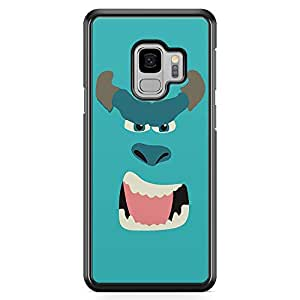 Loud Universe Sully Face Samsung S9 Case Monster Inc Samsung S9 Cover with Transparent Edges
