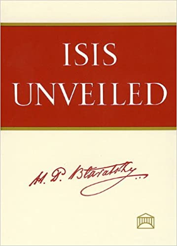 Isis unveiled: collected writings vol 1-2, 1877