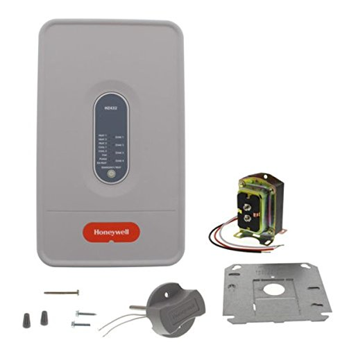 Honeywell HZ432K Truezone Kit, 4 Zone ()