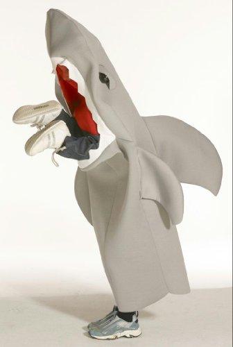 Shark Lil Man Eating Shark Costume - One Size