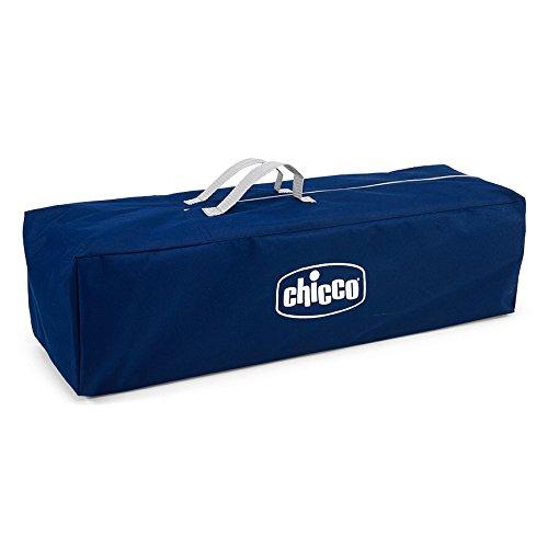 Chicco Goodnight - Cuna de viaje ligera, con cierre de paraguas, 8 kg, color azul por solo 45,65€