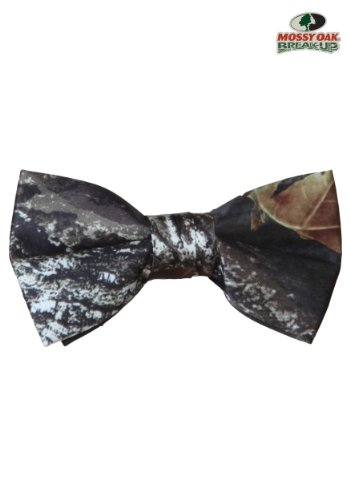 Fun Costumes Mossy Oak Camouflage Formal Mens Bow Tie Standard