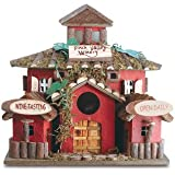 Gifts & Decor Finch Valley Winery Wine Bird House/Feeder