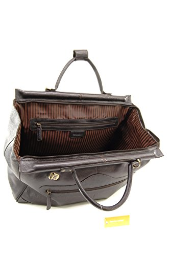 Brown Leather Ashwood Ashwood Holdall Bag Weekend Gladstone Gladstone RTaRnU