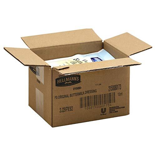 uttermilk House Dry Mix, 3.12 ounce pouches -- 12 per case ()