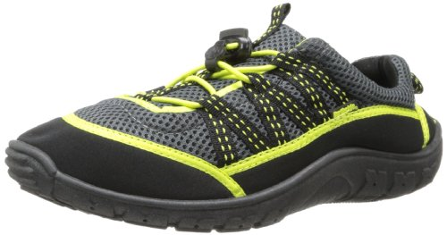 Northside Brille II - Zapatillas deportivas de agua unisex para hombre, Gris/Lima, 10 M US