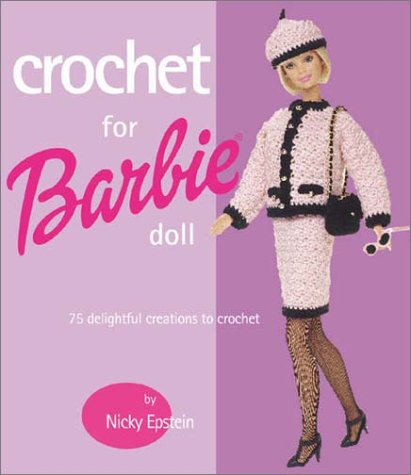 Crochet for Barbie Doll: 75 Delightful Creations to Crochet - Barbie Doll Pattern