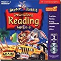 Brand New Learning Company Reader Rabbit Personalized Reading Ages 6-9 Deluxe Popular High Quality