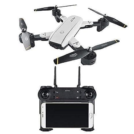 RENJUN Dron Remoto HD, Cámara WiFi WiFi, Drone De Cuatro Ejes ...