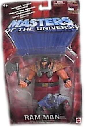 Masters of the Universe Repaint Ram Man Action Figure by (Ram Man Figure)