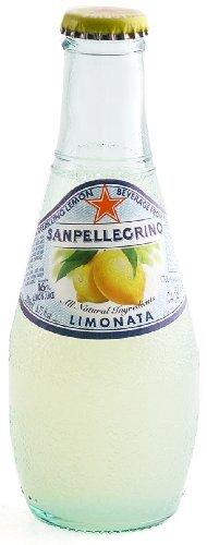 - San Pellegrino Limonata Sparking Beverage - 24/6 oz bottles