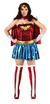 DC Comics Full Figure Wonder Woman Costume