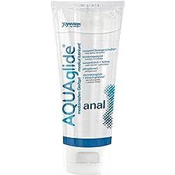 Joydivision Aquaglide Lubrificante intimo medicale anale Base d'Acqua 100ml