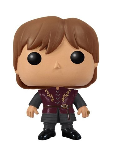 Funko POP Game of Thrones: Tyrion Lannister Vinyl Figure (Game Of Thrones Pop Figures Series 1)