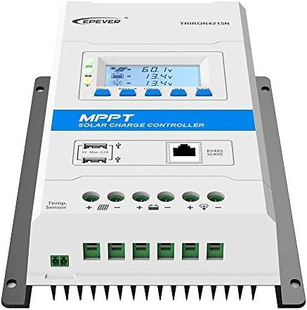 Benkeg MPPT-Laderegler,RCM-Modul RS485-Kommunikationsschnittstelle für MPPT-Solarladeregler der TRIRON-Serie
