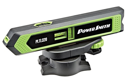 PowerSmith PLTL320 Torpedo Laser Level & Pointer