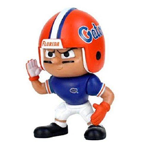 Party Animal Toys NCAA Florida Gators Lil' Teammates Wide Receiverncaa Lil' Teammates Wide Receiver, Blue, 3
