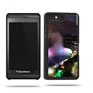 Niagara Falls By Night Blackberry Z10 Case - For Blackberry Z10