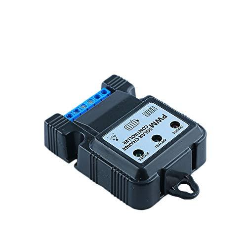 XZANTE 1Pieza Nuevo útil Durable 6V 12V 10A Control Automático de Carga Del Panel Solar Regulador Del Cargador de…