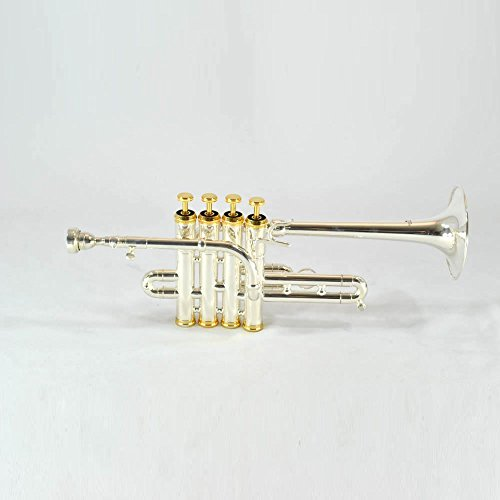 Schiller Elite Model V - 4 Valve Piccolo Trumpet