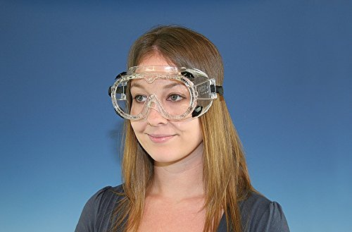 non vented safety goggles - 6
