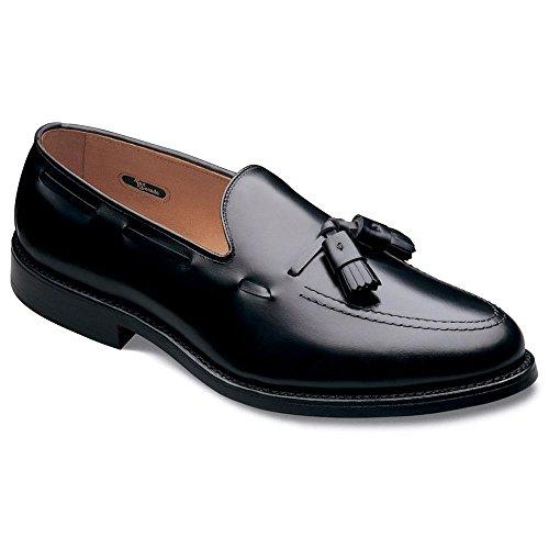 Allen Edmonds Men's Grayson Tassel Loafer,Black,10.5 D
