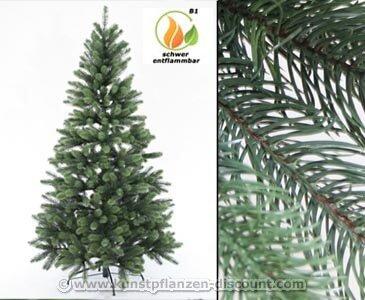 Weihnachtsbaum Nadeln.Kunstpflanzen Discount Com Pe Weihnachtsbaum 210cm 1156 Tips Mit