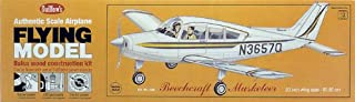 product image for Guillow Beechcraft Musketeer Balsa Model Airplane