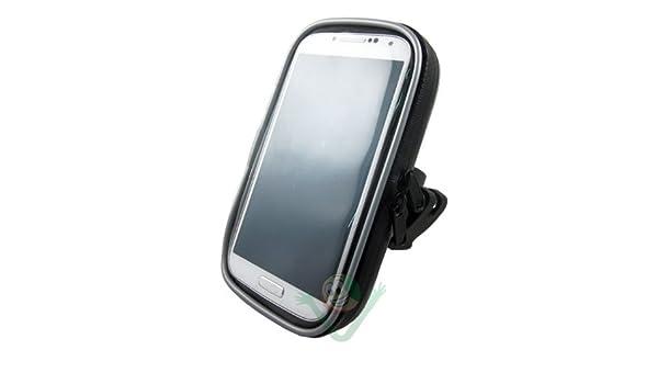 montaje de la bicicleta (manillar) con caja estanca específica para Samsung Galaxy S3 S4 i9300 / i9505: Amazon.es: Electrónica