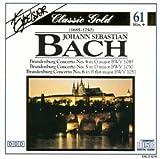 Bach: Brandenburg Concertos 4 - 6, BWV 1049 - 1051 / Sinfonia in G, BWV 248