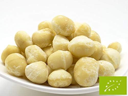 pikantum Bio Macadamia | 1kg | geschält | naturbelassen