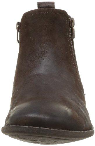 Clarks Chart Zip 20359035 - Botas de cuero para hombre, color marrón, talla Marrón (Braun)
