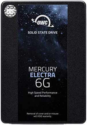 "OWC 1TB Mercury Electra 6G SSD 2.5"" Serial-ATA 7mm Solid-State Drive"