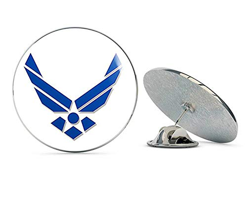 - NYC Jewelers Air Force Wings ONLY (no Background) (USAF Insignia Seal Logo) Metal 0.75