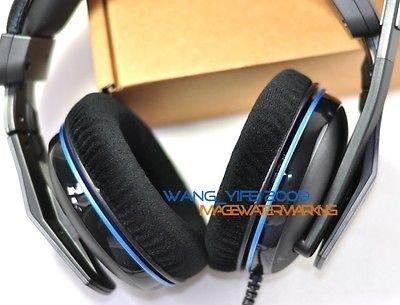 c41e609b562 Amazon.com: FidgetFidget Velour Ear Pads for Corsair HS1 HS1A Vengeance  Series Gaming Headset Headphone{Compatible Product: for Corsair Vengeance  2000 2100 ...