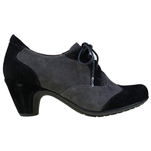 Earthies 801436w Scarpe Milan Oxford Donna Nero