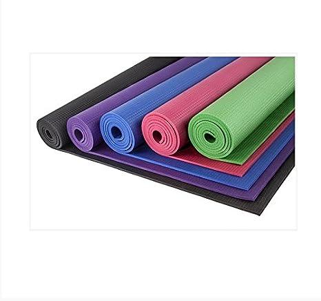 YROAR Yoga mats Yoga Mat Yoga Mat Fitness 6mm mat/183cmX61cm ...