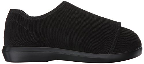 AA Men Black Corduroy Women's N Black US N Propét Cush Foot Slipper PYnqwW64A