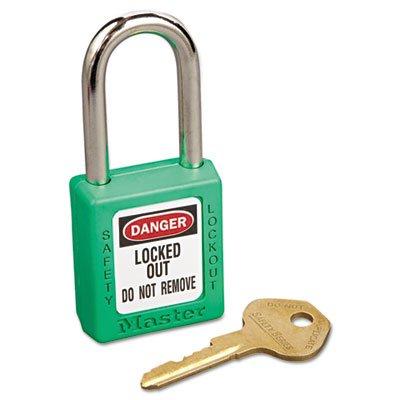 マスターロックCompany 6ピングリーン安全ロックアウト南京錠キー設定differ ( 470 – 410 GRN )カテゴリ: Lockouts and Hasps B004HMEIKA