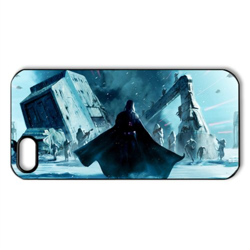 CTSLR Movie & Teleplay Series Protective Hard Case Cover for iPhone 5 - 1 Pack - Darth Vader - 4 (Ipod 5 Case Nike)