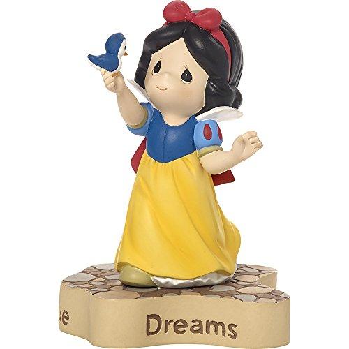 (Precious Moments, Disney Showcase Snow White Figurine, Dreams Really Do Come True, Resin, #171461)