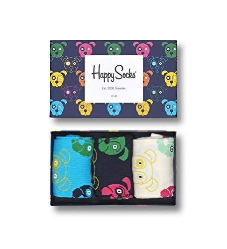 Happy Socks Geschenkbox DOG GIFT BOX SXDOG08-0100 Mehrfarbig