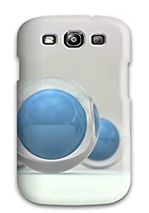 Galaxy S3 Case Slim [ultra Fit] 3d Protective Case Cover 4324101K51883458