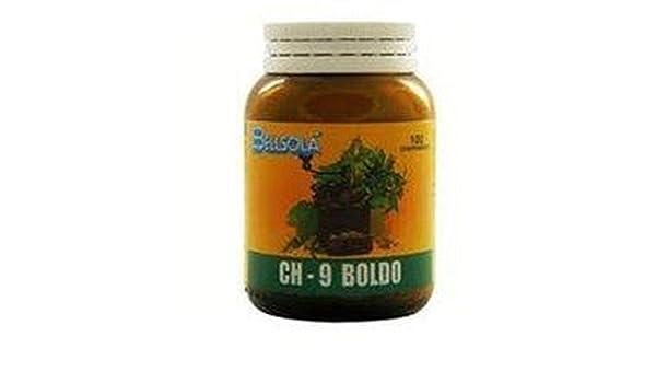 Ch-9 Boldo 100 comprimidos de Bellsola: Amazon.es: Salud y cuidado personal