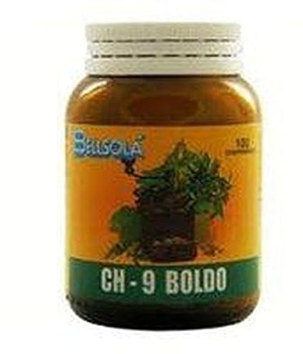 Ch-9 Boldo 100 comprimidos de Bellsola