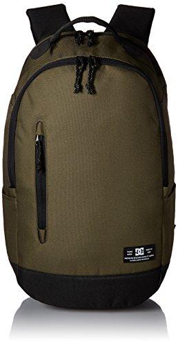 DC Men's Trekker Backpack, Fatigue Green (Dc Shoes Mens Backpack)