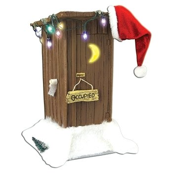 Santa's Outhouse